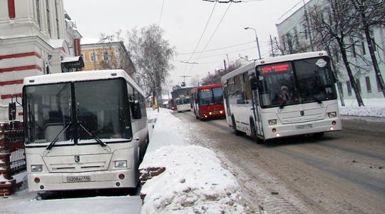 В Казани изменились маршруты